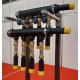 Коллектор настенный с ротаметрами 8-38 л/мин